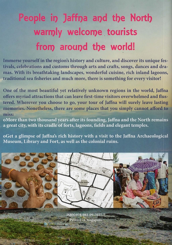 People In Jaffna And The North Warmly Welcome Tourists From Around The World
